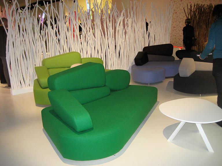 imm cologne sofa mosspink von br hl sippold bild 2. Black Bedroom Furniture Sets. Home Design Ideas