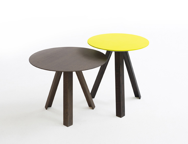 Arco Balance Tisch ~ Beistelltisch Tre von Arco  [SCHÖNER WOHNEN]