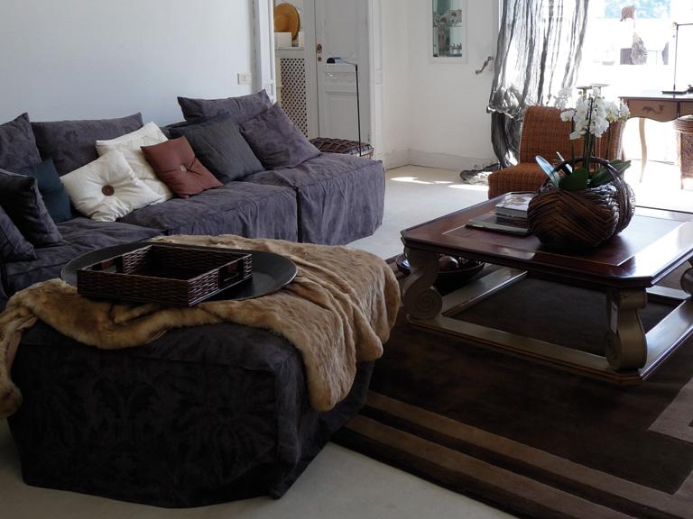 sofa muri von domicil sch ner wohnen. Black Bedroom Furniture Sets. Home Design Ideas
