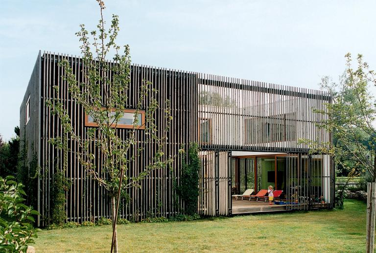 Holzhaus Bauen Vor Und Nachteile Von Holzhausern Schoner Wohnen