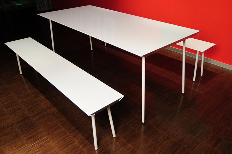 Tisch air bei radius design sch ner wohnen - Balances online roset ...