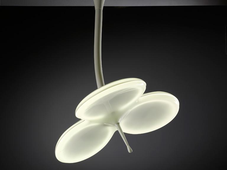 Leuchte Flower Light Von Filip Streit SCHNER WOHNEN