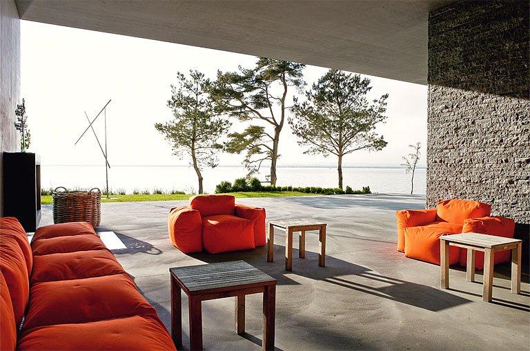 villen elegante villa am genfer see sch ner wohnen. Black Bedroom Furniture Sets. Home Design Ideas
