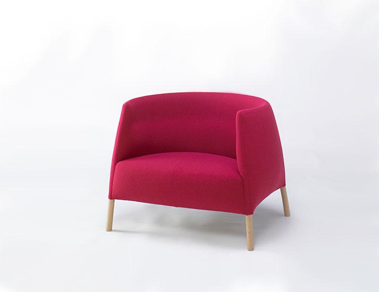 sessel armchair von kitani sch ner wohnen. Black Bedroom Furniture Sets. Home Design Ideas