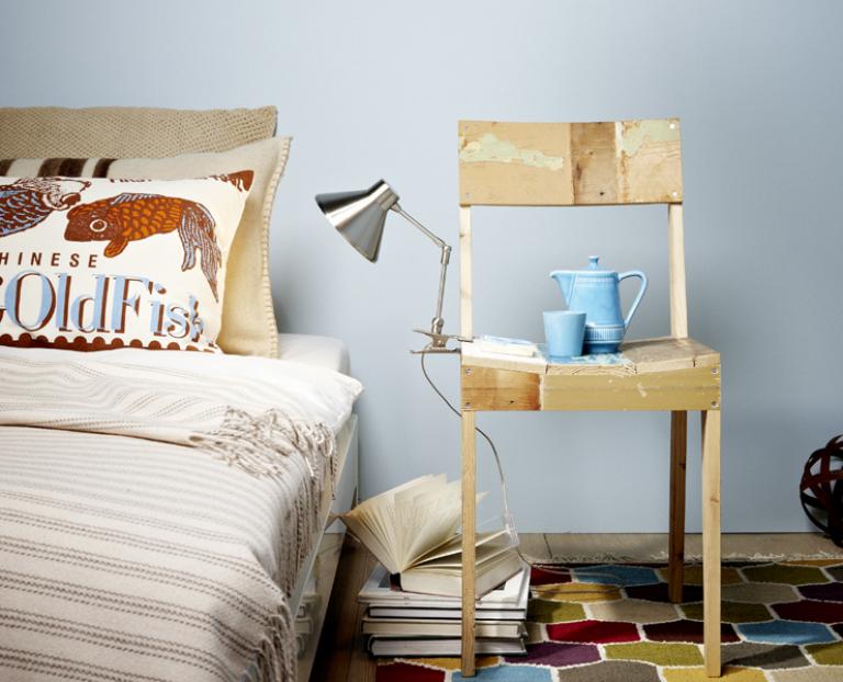nachttische mit design sch ner wohnen. Black Bedroom Furniture Sets. Home Design Ideas