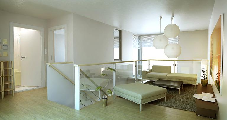 fotostrecke ikea haus in norwegen die zweite etage. Black Bedroom Furniture Sets. Home Design Ideas