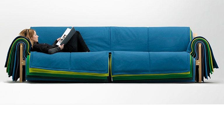 Schlafsofa dunkelgrün  Sofa