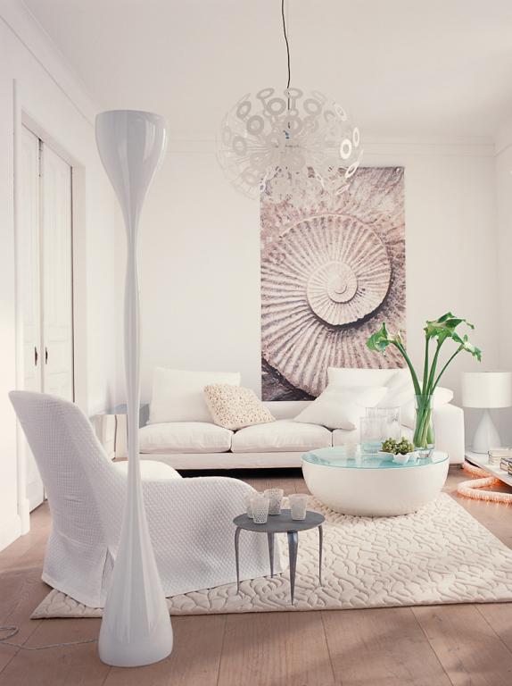 aktuelle farbtrends sch nes cremewei sch ner wohnen trendfarbe pearl bild 8 sch ner. Black Bedroom Furniture Sets. Home Design Ideas