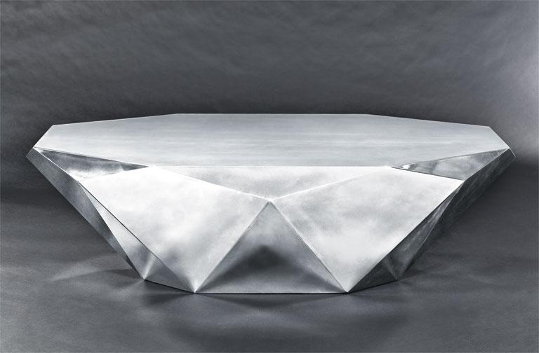 tisch stealth von bretz sch ner wohnen. Black Bedroom Furniture Sets. Home Design Ideas