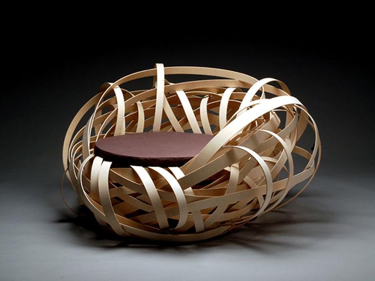 Sessel Nest Chair Von Nina Bruun Schoner Wohnen