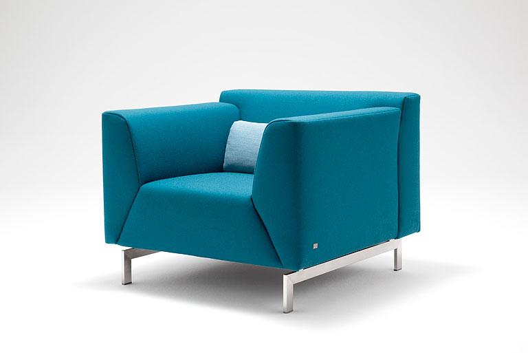 """Einrichten Sessel """"Linea"""" von Rolf Benz Bild 17"""