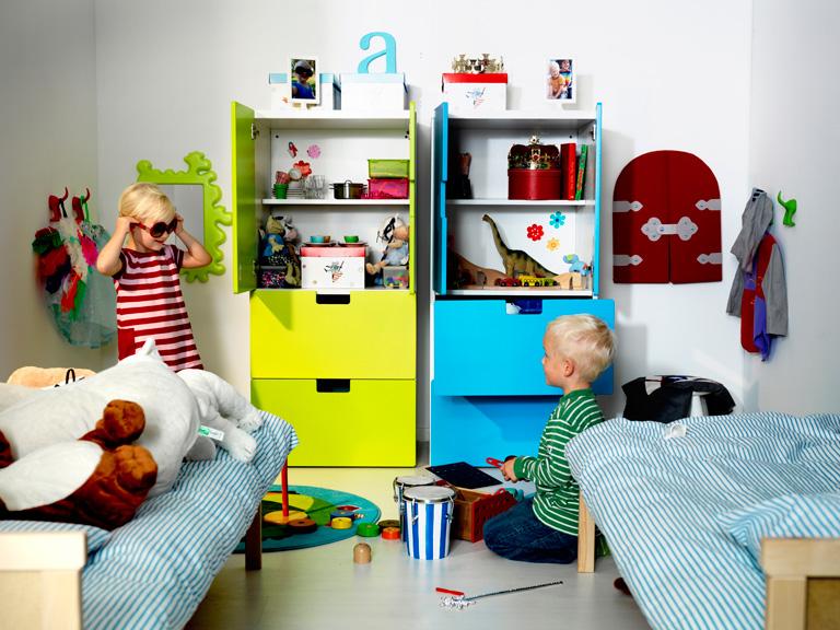 jedem kind seine eigene farbe bild 11 sch ner wohnen. Black Bedroom Furniture Sets. Home Design Ideas