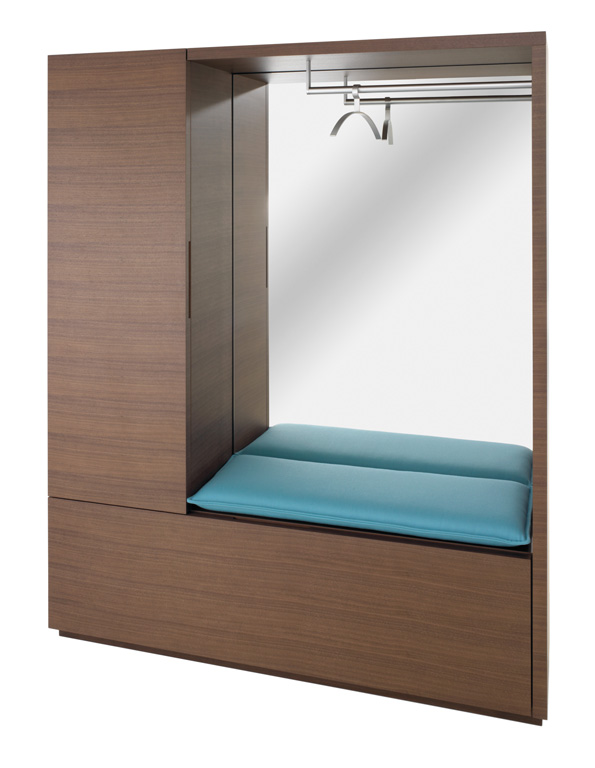 garderobe cabin bei sch nbuch sch ner wohnen. Black Bedroom Furniture Sets. Home Design Ideas