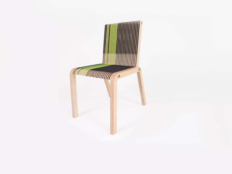 Asymmetrischer Stuhl Casamania – topby.info