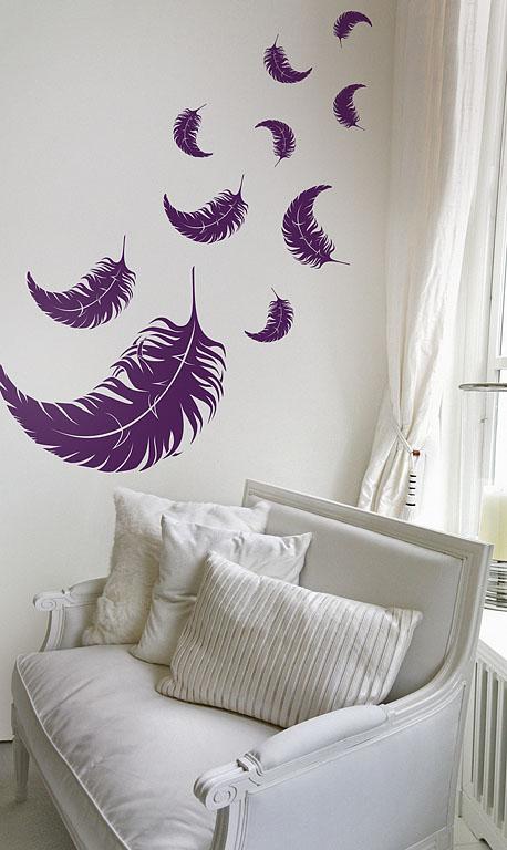 wandtattoos bei your design sch ner wohnen. Black Bedroom Furniture Sets. Home Design Ideas