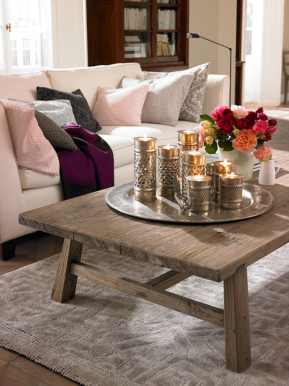 fotostrecke 20 einrichtungsideen f r den landhausstil. Black Bedroom Furniture Sets. Home Design Ideas