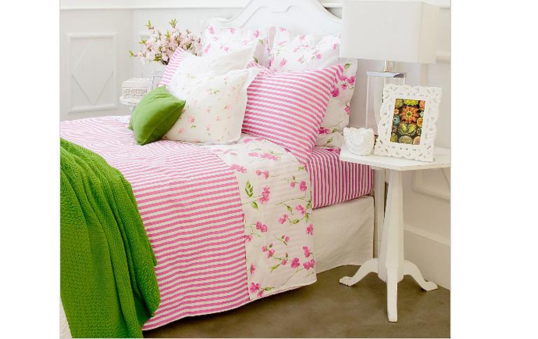 bettw sche pink bei zara home sch ner wohnen. Black Bedroom Furniture Sets. Home Design Ideas