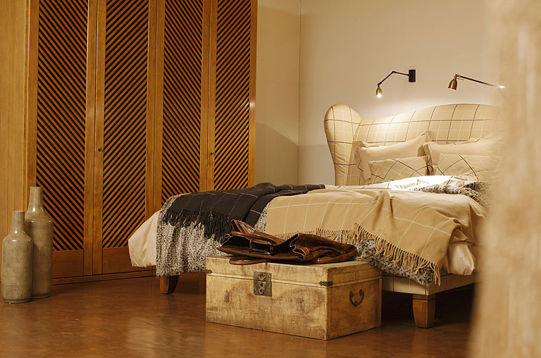 fotostrecke m bel und accessoires f r den kolonialstil sch ner wohnen. Black Bedroom Furniture Sets. Home Design Ideas