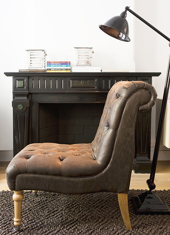 fotostrecke stehleuchte topkins square und sessel hampton square von rivi ra maison bild. Black Bedroom Furniture Sets. Home Design Ideas