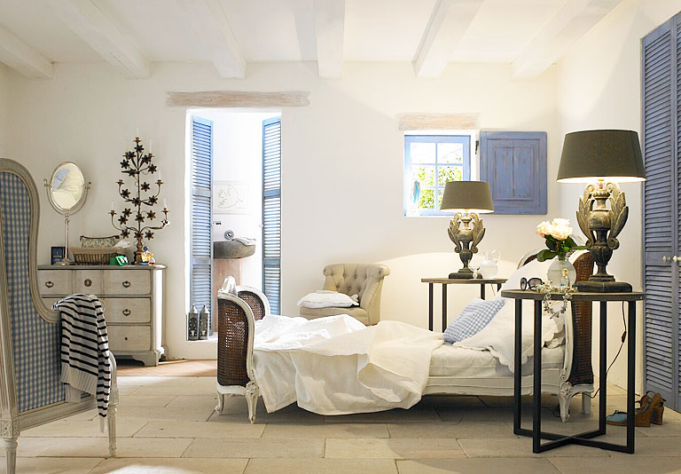 20 produkte f r den mediterranen einrichtungsstil sch ner wohnen. Black Bedroom Furniture Sets. Home Design Ideas