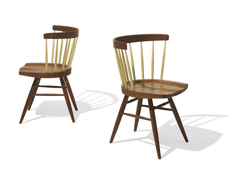 Stuhl straight chair von knoll international ber for Ecksofa zach