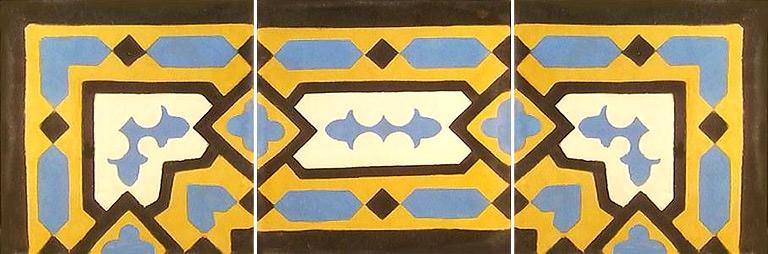 Traditionelle Motivfliesen - [SCHÖNER WOHNEN]