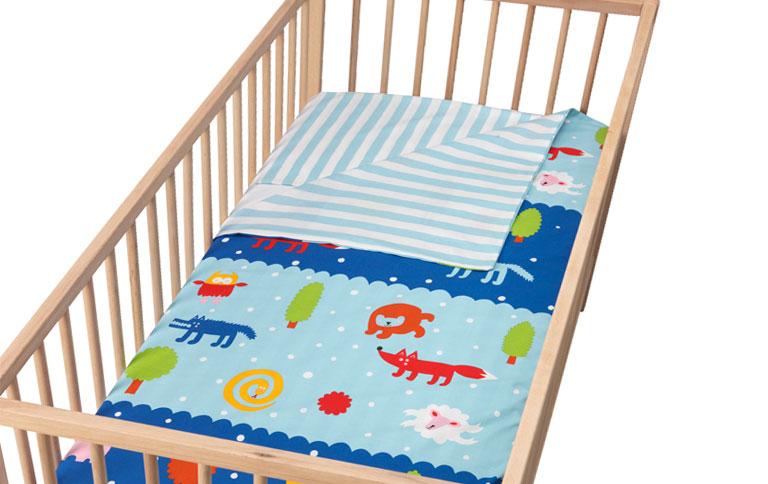 Baby Bettwäsche Barnslig Natten Bei Ikea Schöner Wohnen