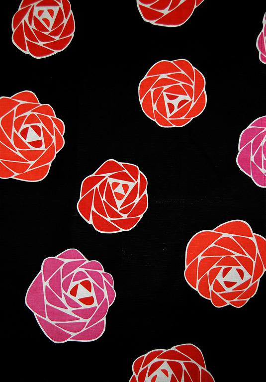 dekoration tischl ufer mit rosen print bild 13 sch ner wohnen. Black Bedroom Furniture Sets. Home Design Ideas