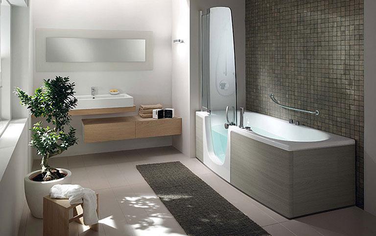 begehbare badewanne dusche my blog - Begehbare Dusche Badewanne