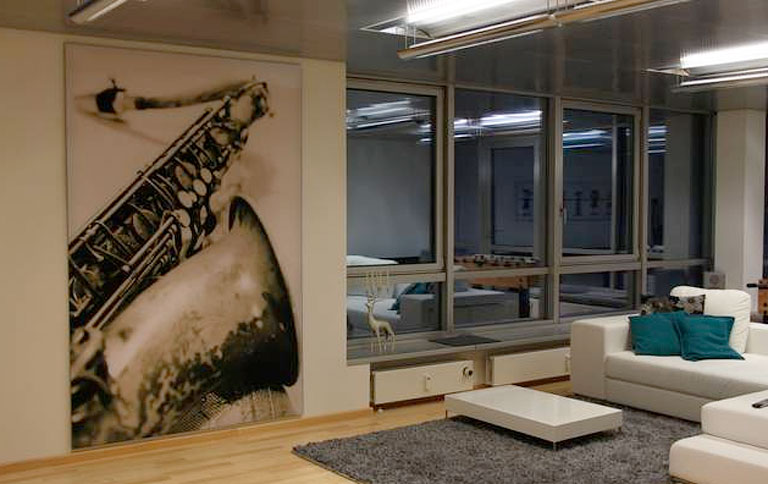 bilderrahmen posterflip zum ruckzuck wechseln sch ner. Black Bedroom Furniture Sets. Home Design Ideas