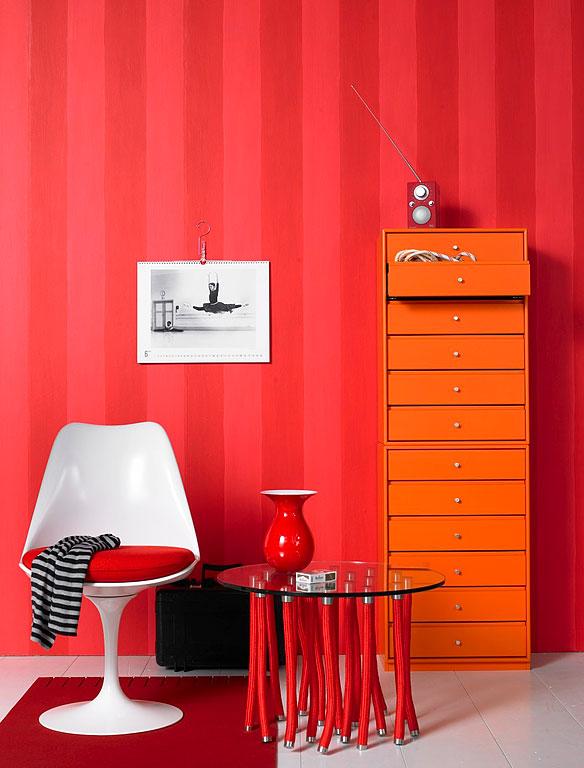 wohnen mit farben 10 farbtipps f r kleine r ume sch ner wohnen. Black Bedroom Furniture Sets. Home Design Ideas