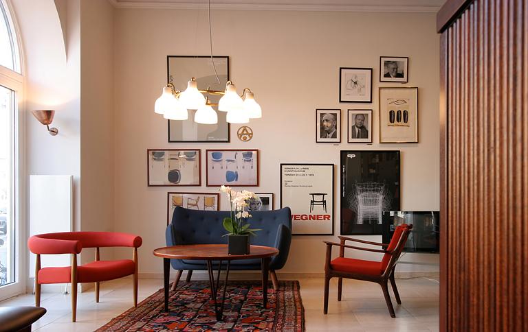 hotel alexandra kopenhagen sch ner wohnen. Black Bedroom Furniture Sets. Home Design Ideas