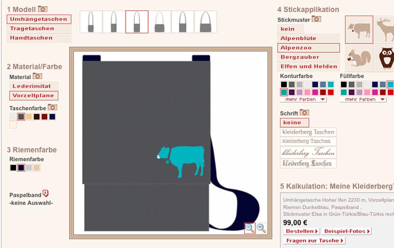 taschen zum selber dekorieren sch ner wohnen. Black Bedroom Furniture Sets. Home Design Ideas