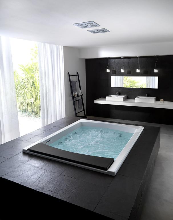 whirlwanne seaside t08 von teuco bild 6 sch ner wohnen. Black Bedroom Furniture Sets. Home Design Ideas