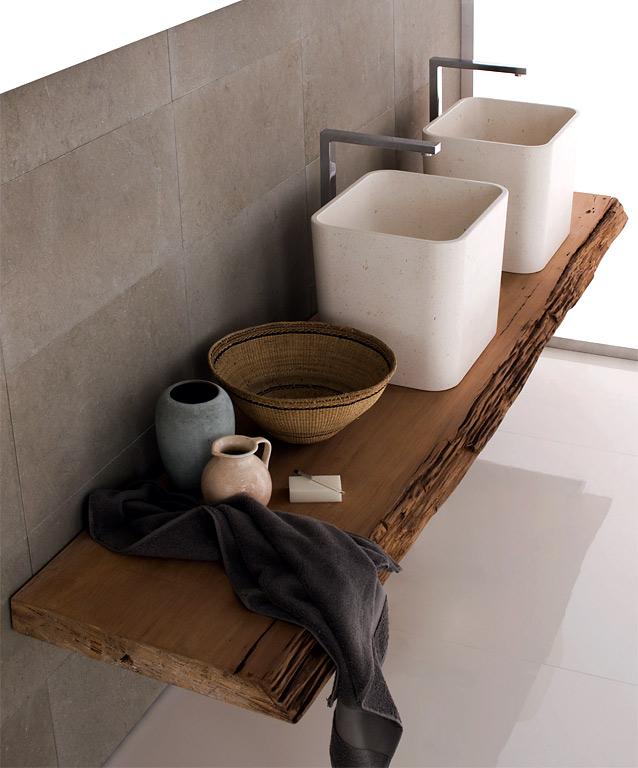 Sehr Moderne Waschtische & Waschbecken fürs Badezimmer - [SCHÖNER WOHNEN] CI11