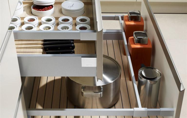 pur und sch n k che 6006 von siematic sch ner wohnen. Black Bedroom Furniture Sets. Home Design Ideas
