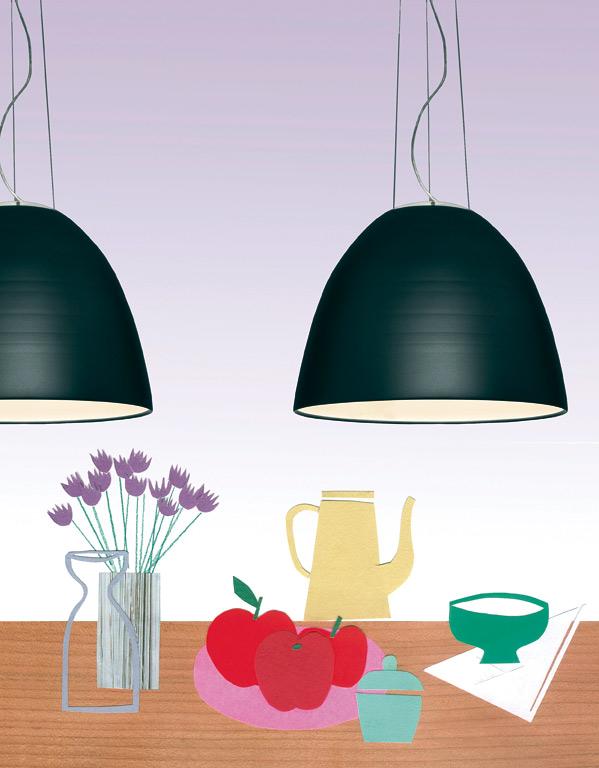 esstischleuchte norm 69 von normann copenhagen beleuchtung berm esstisch 7 sch ner wohnen. Black Bedroom Furniture Sets. Home Design Ideas