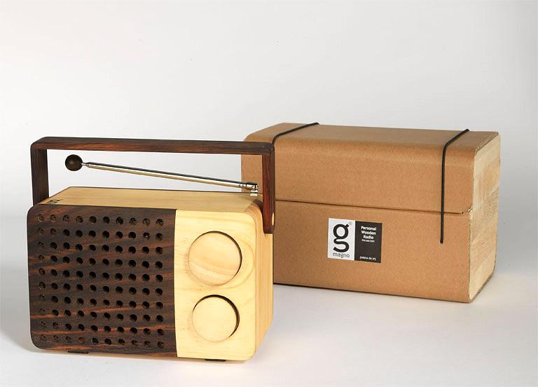 fotostrecke wooden radio von magno bild 14 sch ner wohnen. Black Bedroom Furniture Sets. Home Design Ideas