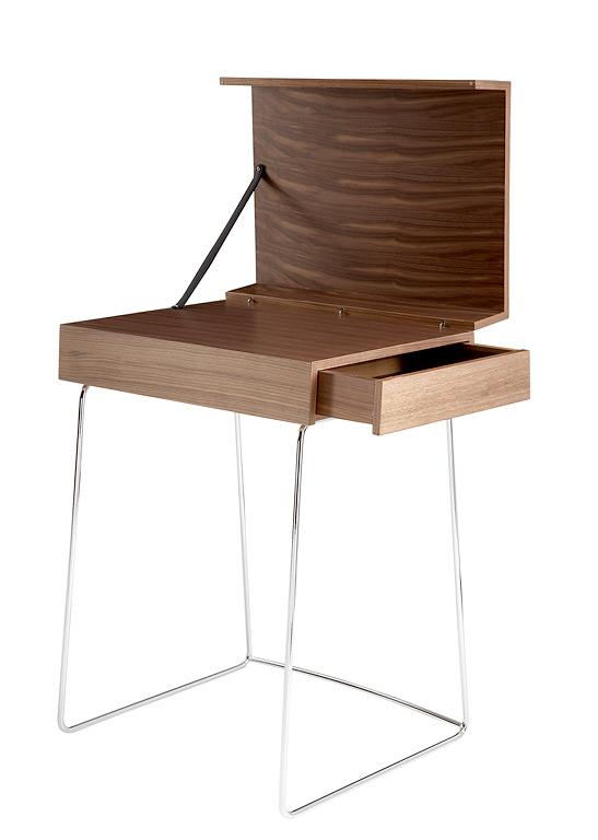 schreibtisch pom 39 s von ligne roset bild 25 sch ner wohnen. Black Bedroom Furniture Sets. Home Design Ideas