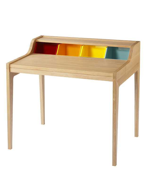 schreibtisch split von ligne roset schreibtische f r. Black Bedroom Furniture Sets. Home Design Ideas