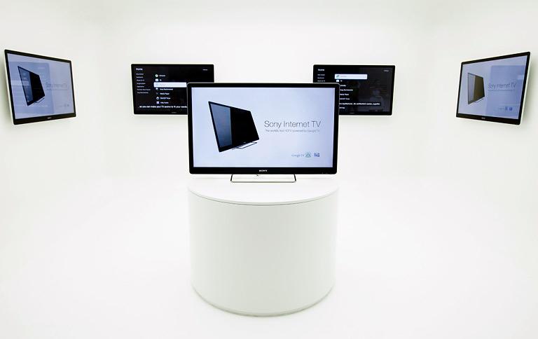 fotostrecke sony internet tv mit google browser bild 16 sch ner wohnen. Black Bedroom Furniture Sets. Home Design Ideas
