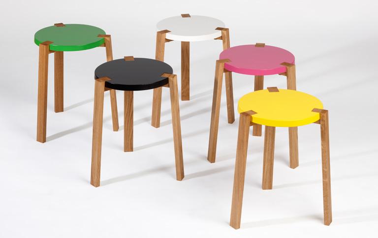 hocker happy macht gl cklich sch ner wohnen. Black Bedroom Furniture Sets. Home Design Ideas