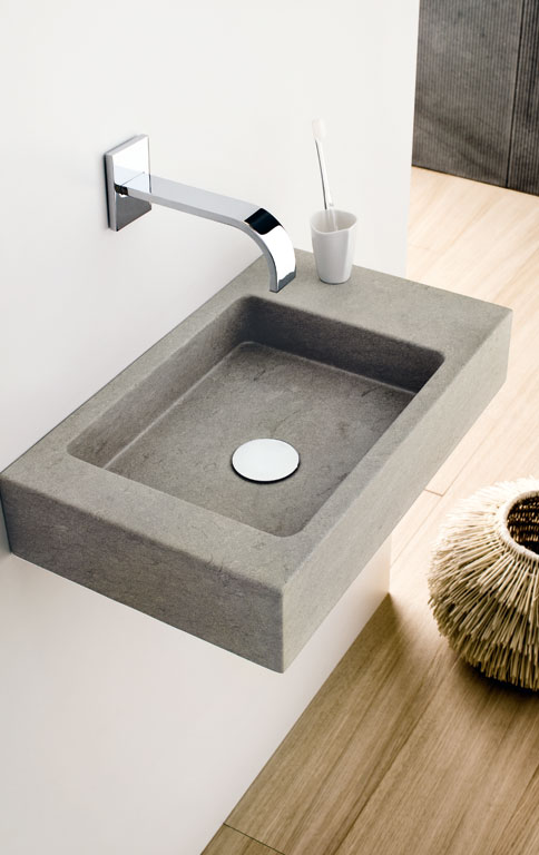 extraklein waschbecken mini square bild 5 sch ner. Black Bedroom Furniture Sets. Home Design Ideas
