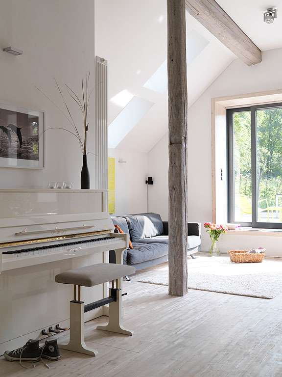 gardinen deko gardinen f r k che und esszimmer. Black Bedroom Furniture Sets. Home Design Ideas