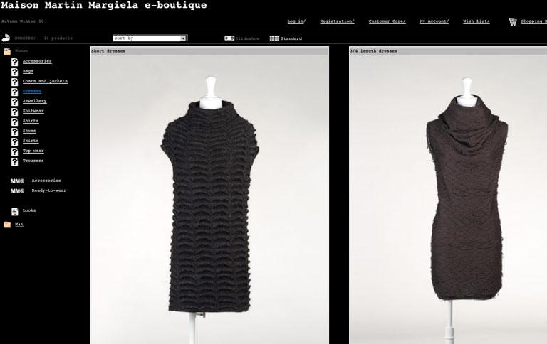 maison martin margiela er ffnet online shop sch ner wohnen. Black Bedroom Furniture Sets. Home Design Ideas