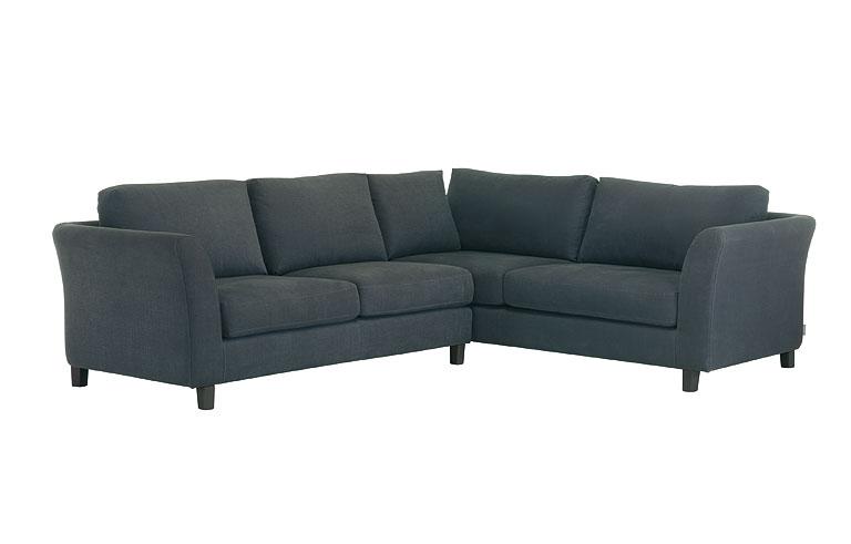 luftiges ecksofa prime time von walter knoll gem tliche ecksofas 7 sch ner wohnen. Black Bedroom Furniture Sets. Home Design Ideas