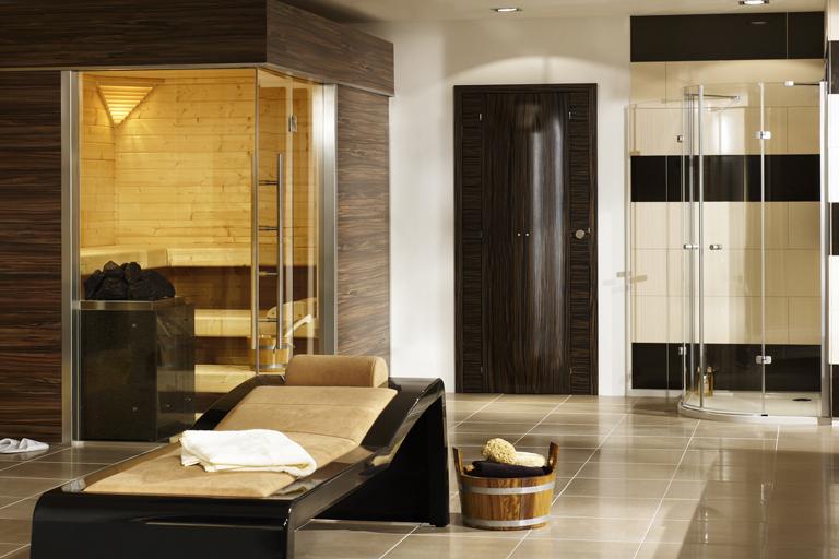 Moderne Saunakabinen Fur Zu Hause Schoner Wohnen