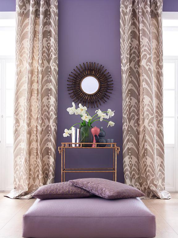 20 deko tipps vorh nge austauschen bild 20 sch ner wohnen. Black Bedroom Furniture Sets. Home Design Ideas