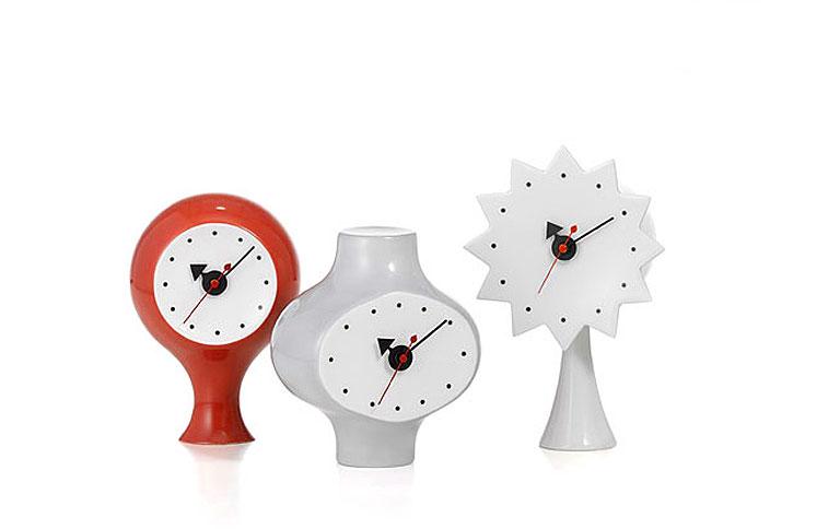 Geschenkideen: 50er-Jahre-Revival: Uhr u0026quot;Ceramic Clocku0026quot; von ...