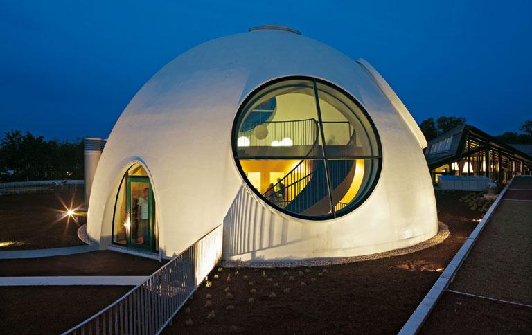 nachhaltige architektur im blick tipp des tages sch ner wohnen. Black Bedroom Furniture Sets. Home Design Ideas